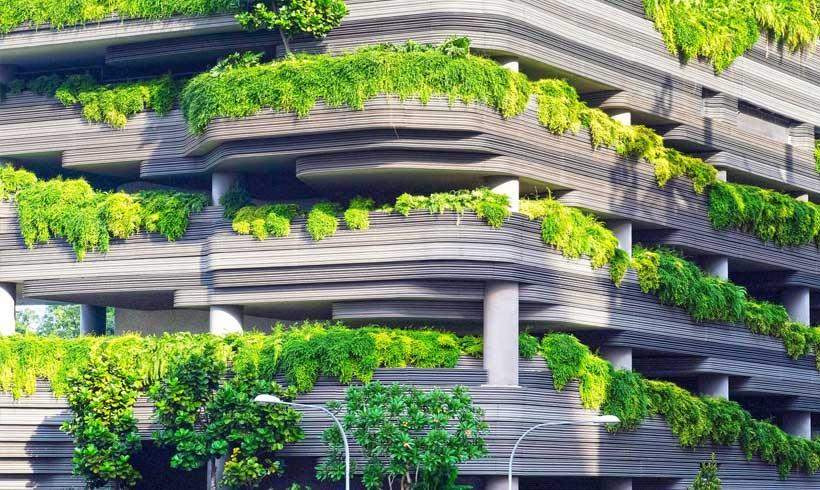 طراحی فضای سبز خانه ایرانی