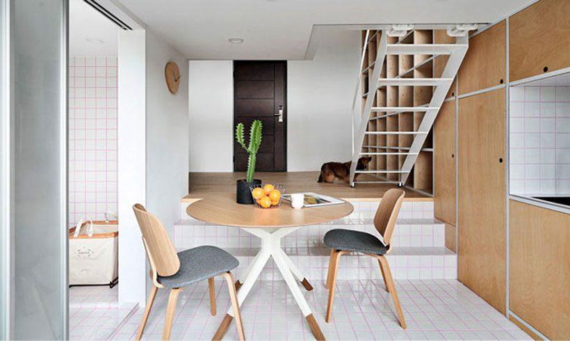 طراحی دکوراسیون خانه کوچک 2020
