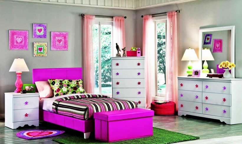 طراحی اتاق کودکانه