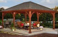 پرطرفدارترین مدل آلاچیق چوبی و نکات مهم در خرید آلاچیق