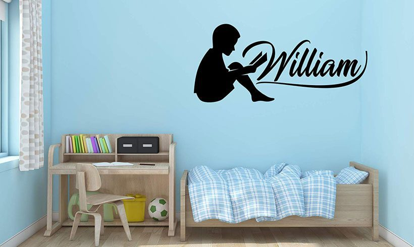 طراحی دکوراسیون داخلی اتاق کودک پسر