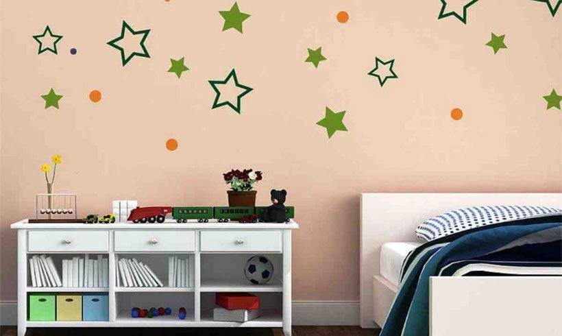 طراحی دکوراسیون اتاق کودک پسرانه