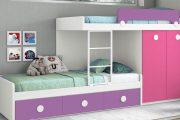طراحی دکوراسیون اتاق خواب کوچک با چند ترفند ساده و ارزان