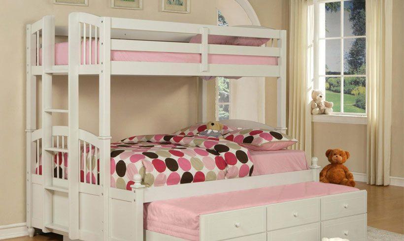 طراحی دکور اتاق خواب کوچک شیک
