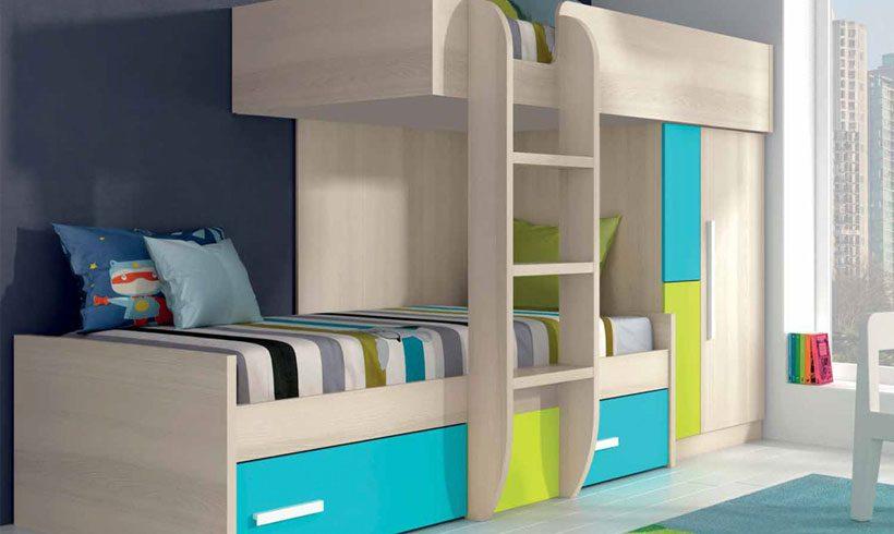 طراحی دکور اتاق خواب کوچک