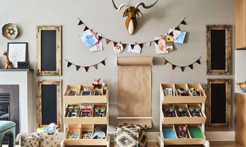 طراحی داخلی دکوراسیون اتاق خواب کوچک