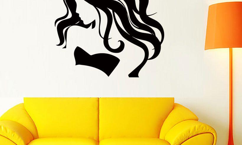 رنگ برای سالن زیبایی زنانه