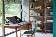 11 اصل مهم در طراحی دفتر کار در منزل