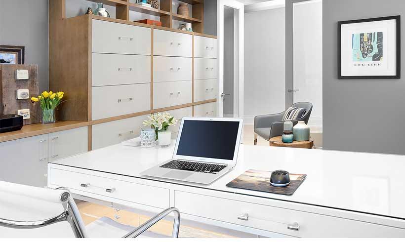 طراحی اتاق کار مدرن در منزل