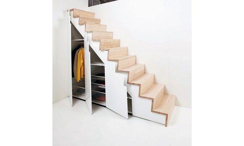 مدل جا کفشی برای زیر پله ای