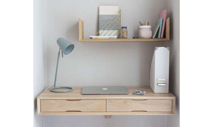 میز شیک دیواری لپ تاپ