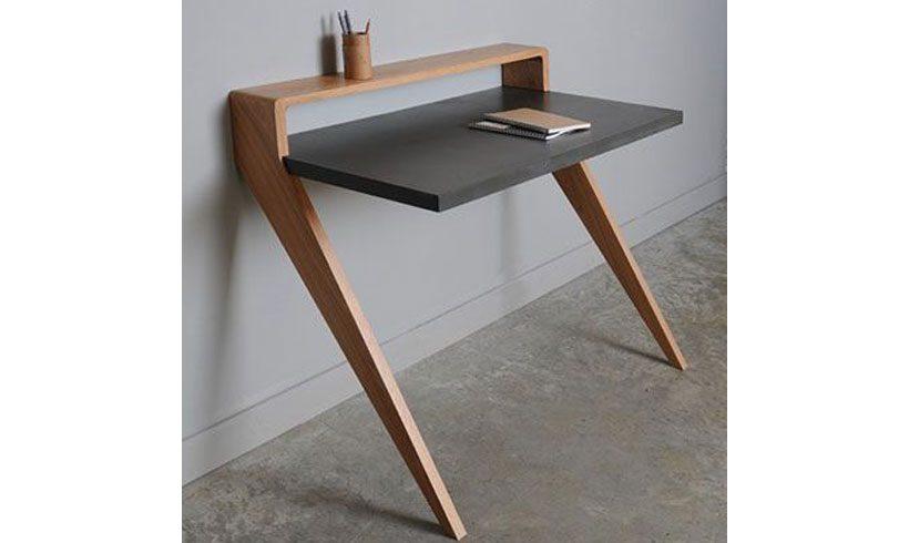میز لپ تاپ مدرن دیواری