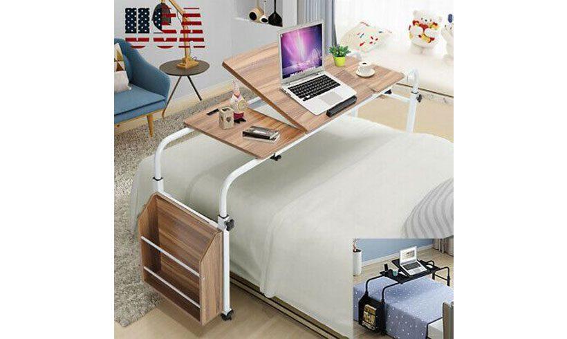 مدل میز لپ تاپ برای روی تخت