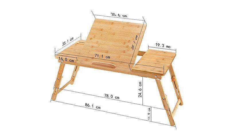 استانداردهای میز لپ تاپ