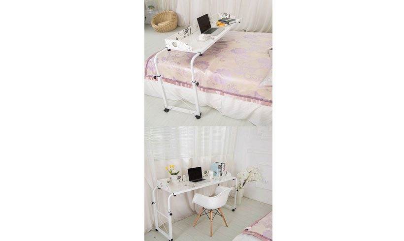 مدل میز تخت خوابی لپ تاپ
