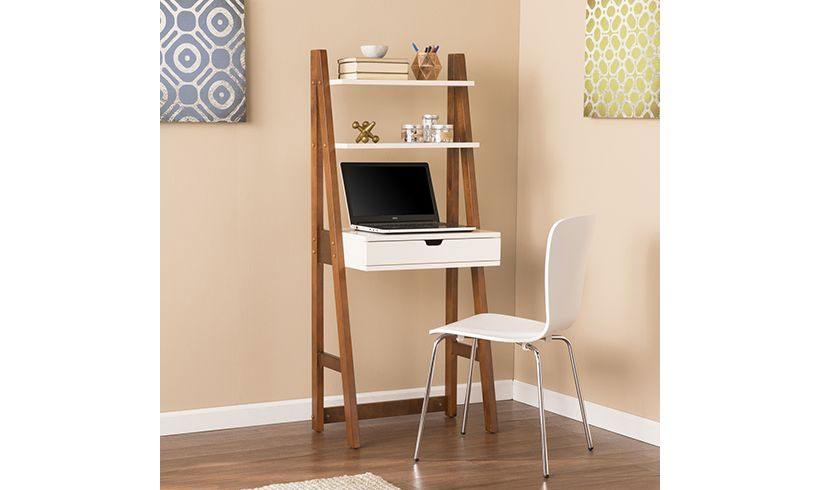 مدل میز دیواری لپ تاپ کم جا