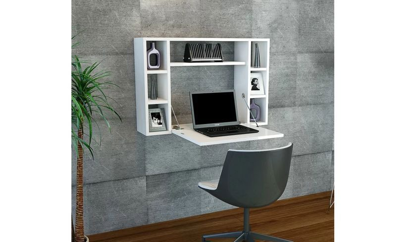 مدل میز دیواری لپ تاپ