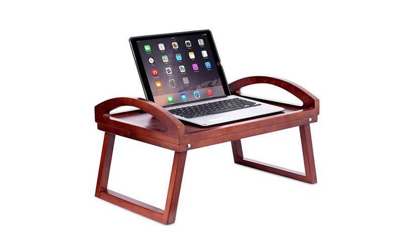 میز لپ تاپ برای حالت نشسته