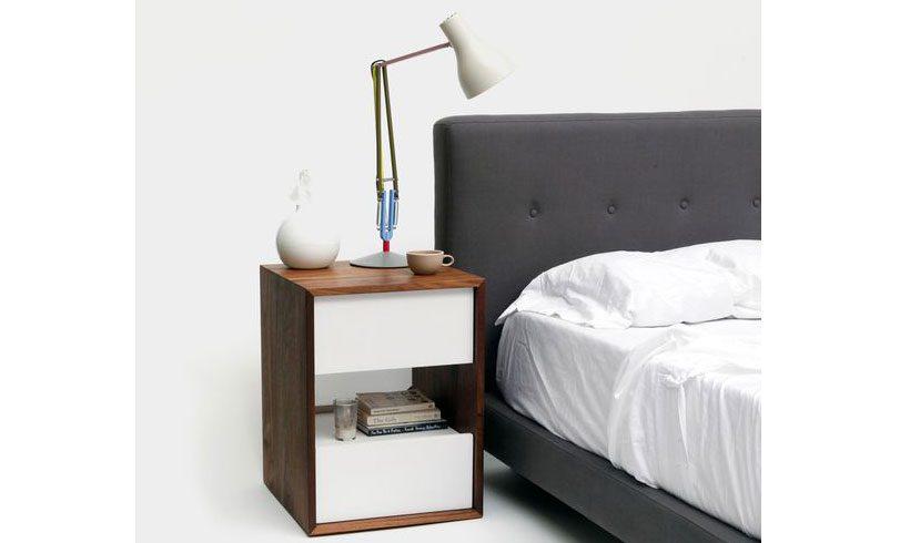 مدل میز پاتختی مدرن ساده