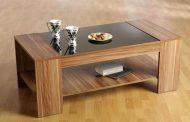 60 مدل میز چای و قهوه خوری چوبی، مدرن و شیک