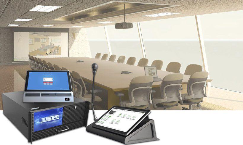 تکنولوژی های به کار رفته در سیستم کنفرانس مجهز