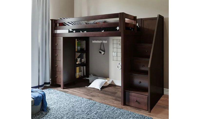 مدل تخت کودک و نوجوان دو طبقه