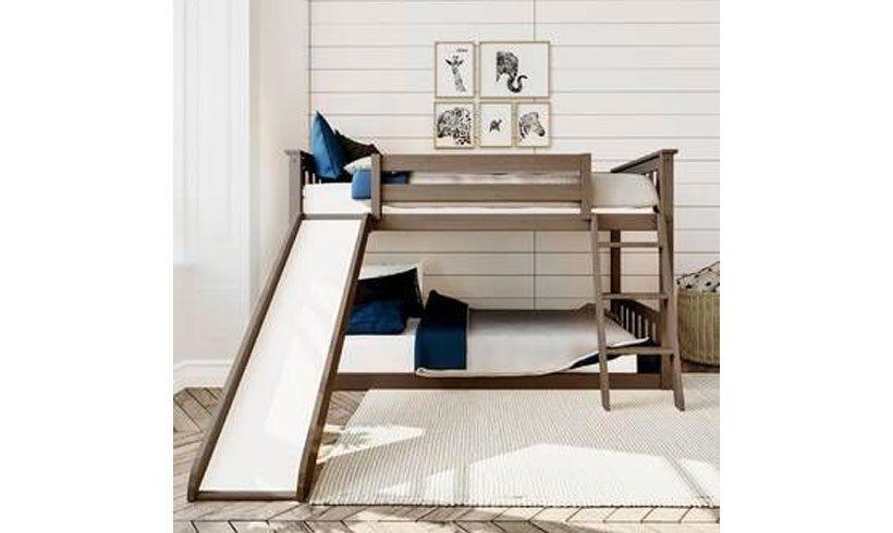 مدل تخت دو طبقه کودک