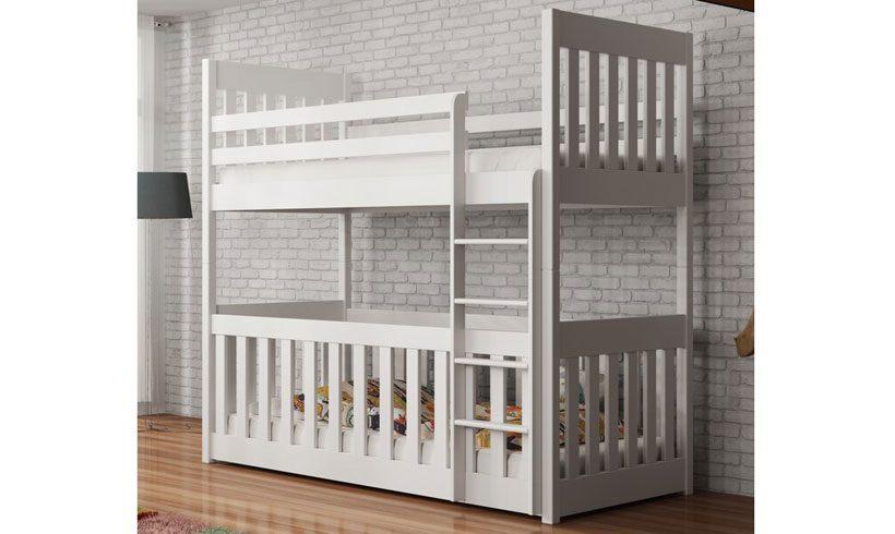 مدل تخت کودک پسر دو طبقه