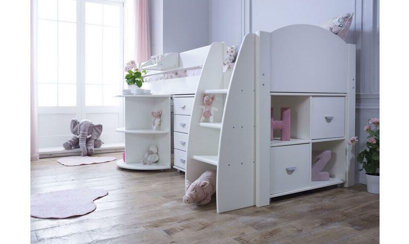 مدل تخت خواب کودک دو طبقه