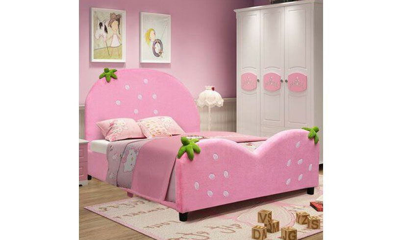مدل تخت خواب کودک دختر