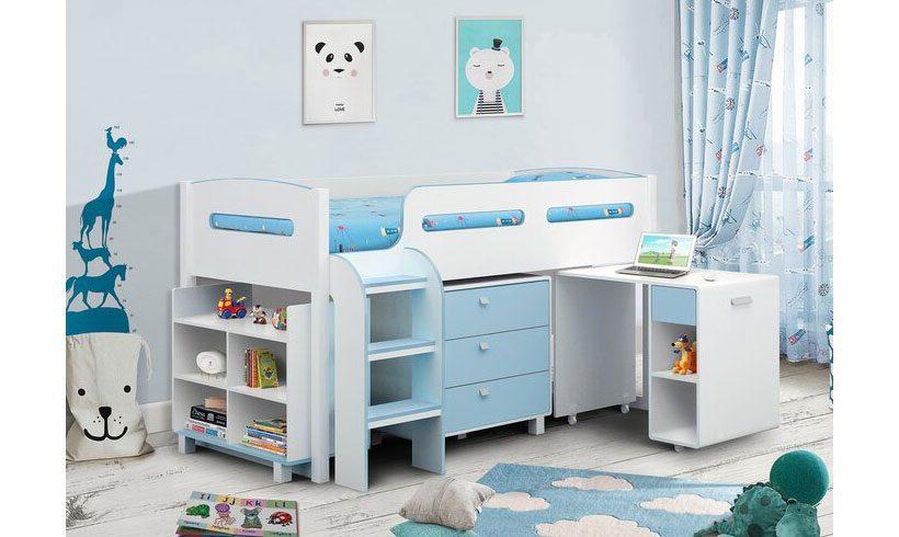 مدل تخت خواب دوطبقه کودکان