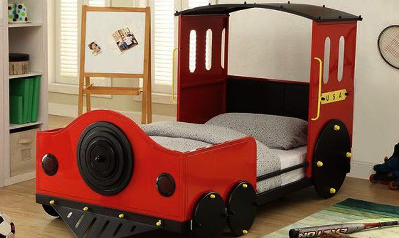 مدل تخت خواب کودکانه