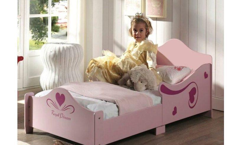 مدل تخت ساده برای اتاق دختر