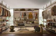 اتاق لباس یا کلوزت روم چیست؟ (60 مدل طراحی اتاق لباس در خانه لاکچری، کوچک و مدرن)