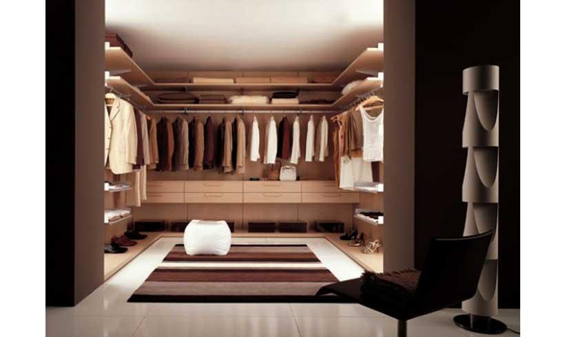 مدل اتاق لباس جدید