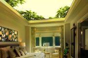 سقف کششی سه بعدی چیست و چه کاربرد و مزایایی دارد؟